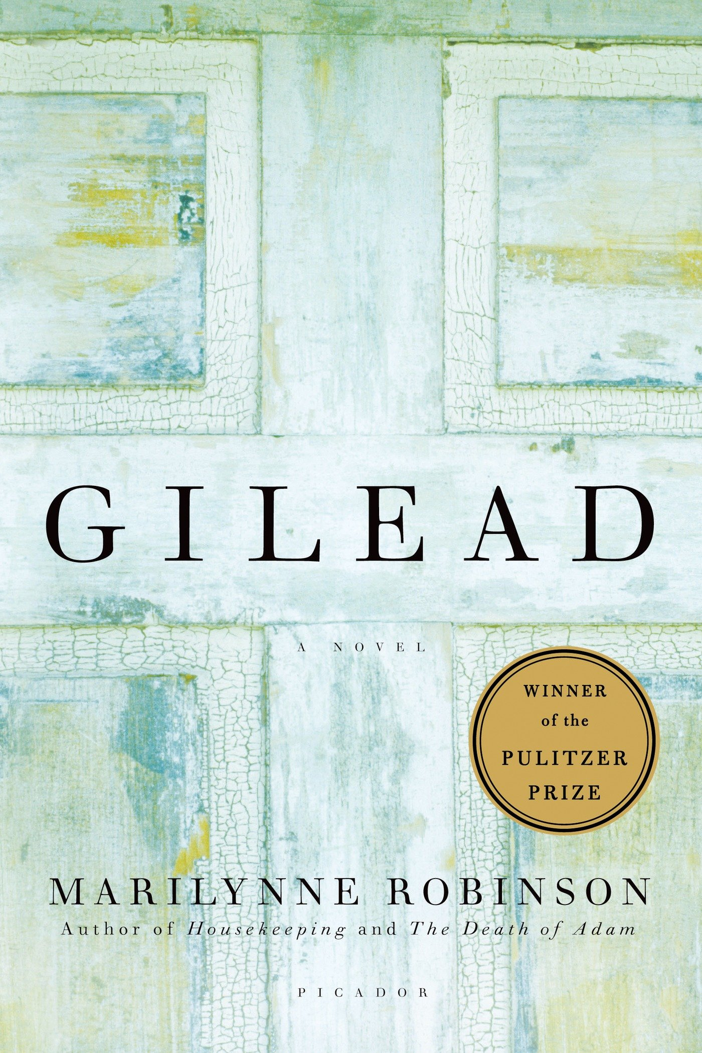Image result for Gilead by Marilynne Robinson