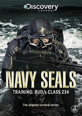 navy seals buds class 234 instructors