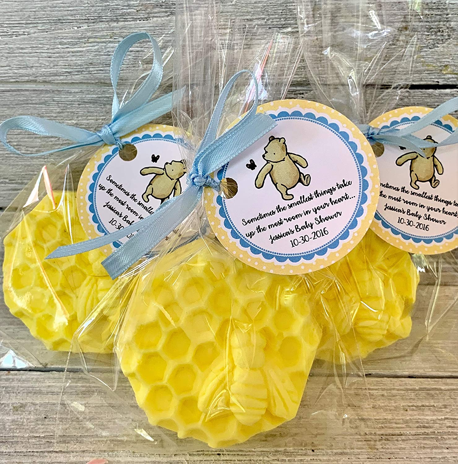 10 Winnie the Pooh Soap Favors