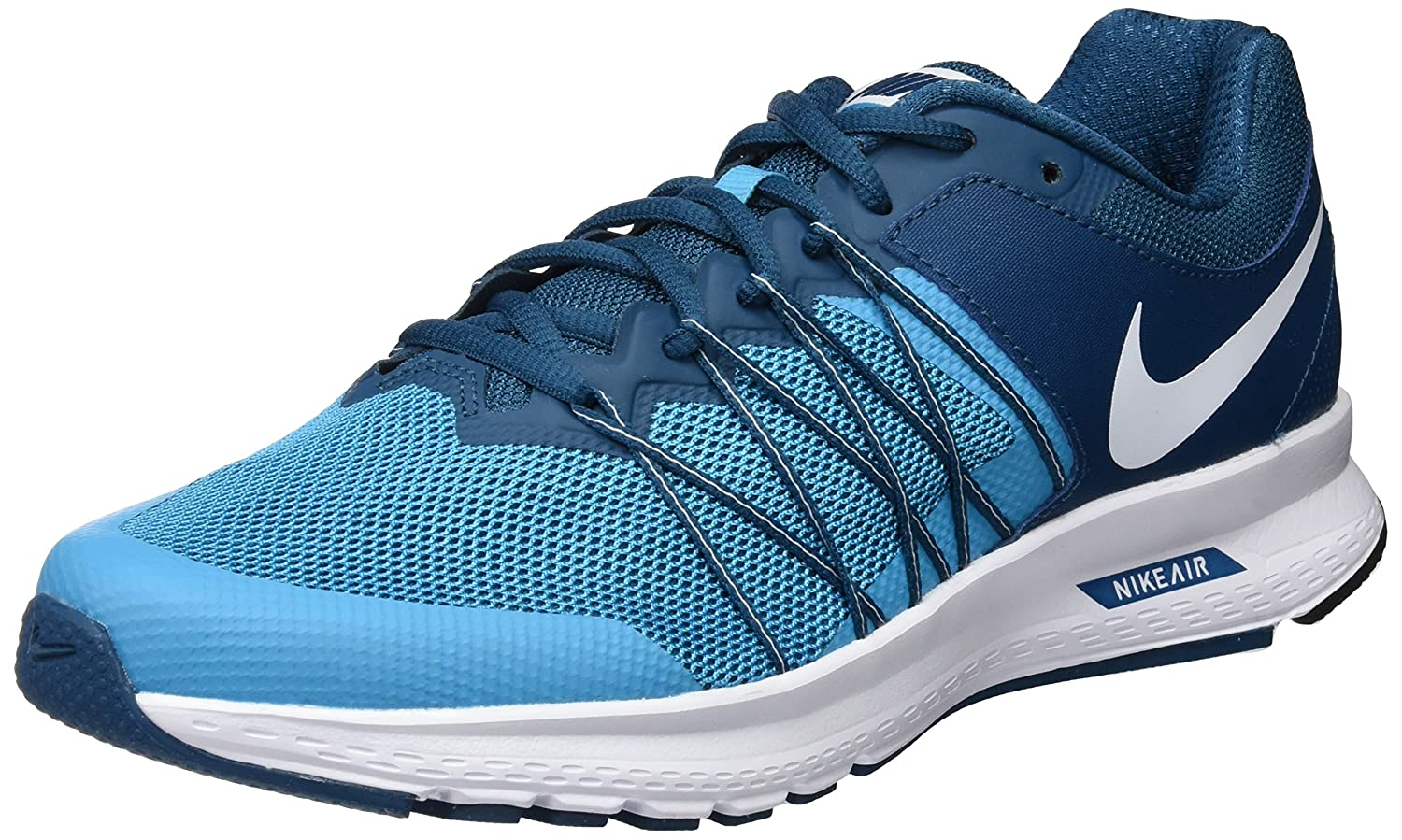 Nike Air Relentless 6 Mens Running Trainers 843836 Sneakers Shoes (UK 7.5 US 8.5 EU 42, Legion Blue White 403)
