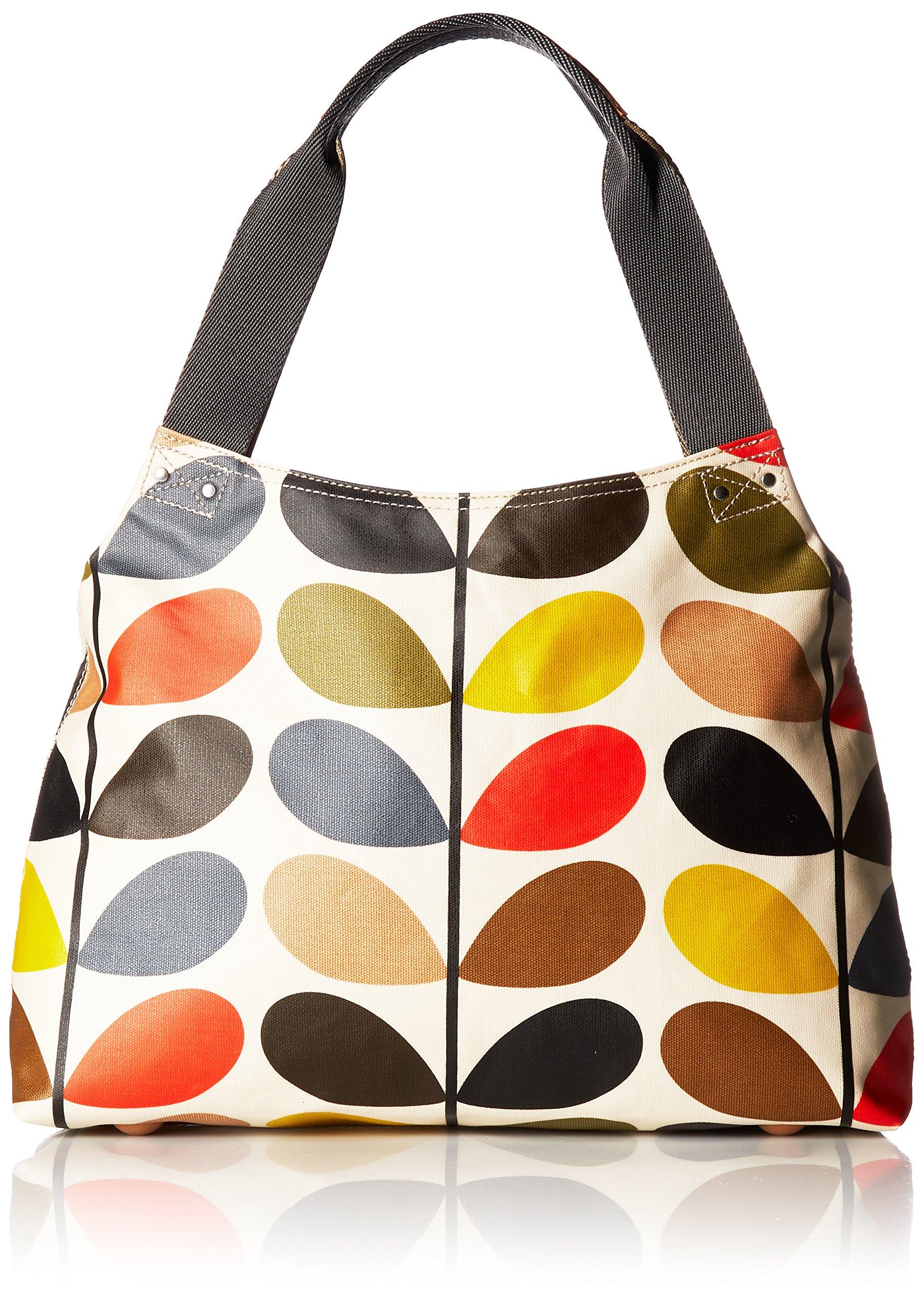 Orla Kiely Classic Multi Stem Shoulder Bag, Multi, One Size