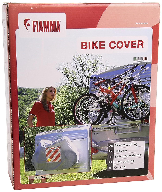 Fiamma 136/550 - Funda para bicicleta (para 2 y 3 bicicletas) 04502E01