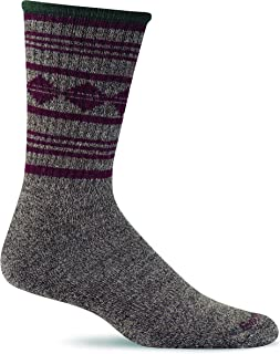 product image for Sockwell Poncho sock with a Helicase Sock Ring