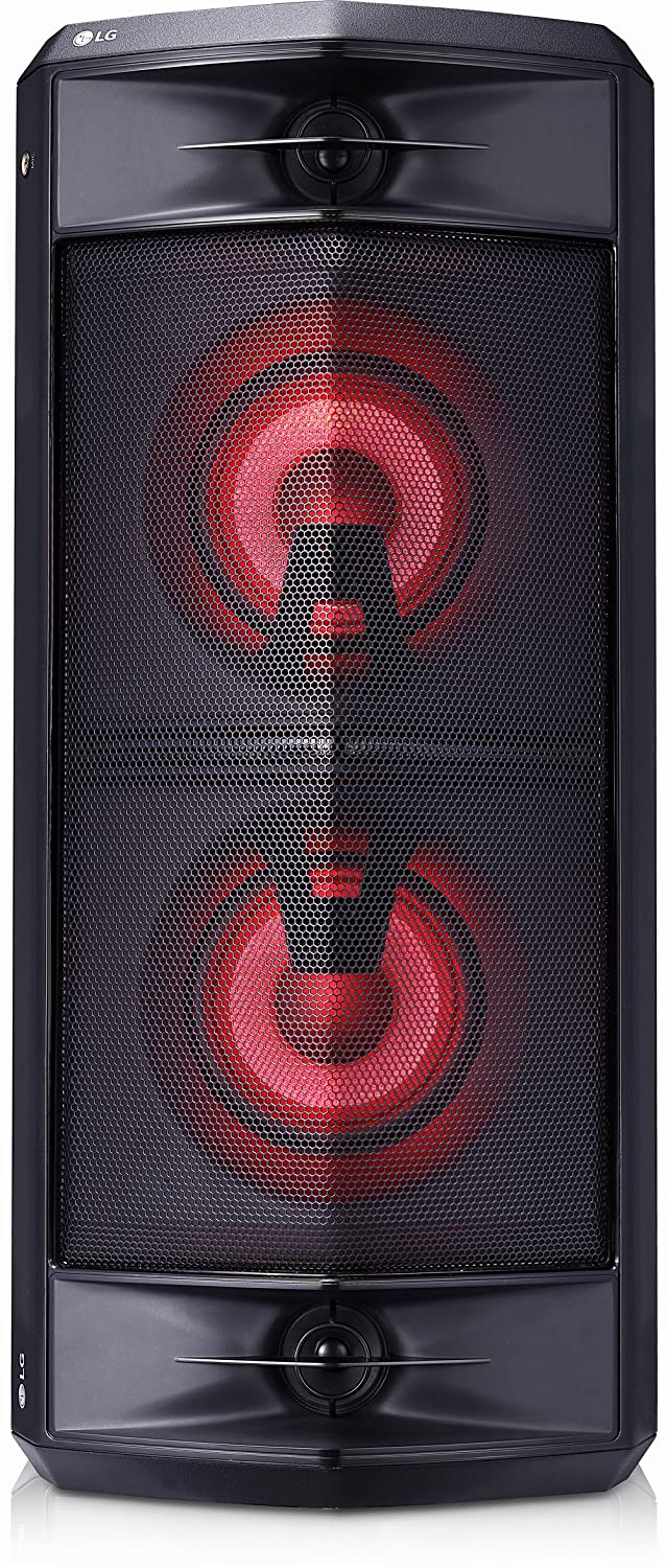 LG FJ5 - Refurbished 220W LOUDR Speaker System with Bluetooth Connectivity  - Black