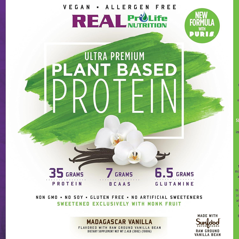 Amazon.com: Pro la vida verdadera Nutrición Ultra Premium ...