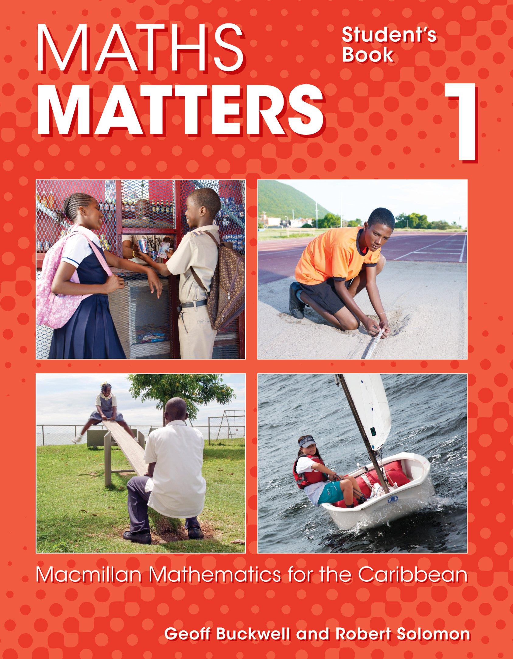 Maths Matters: Macmillan Mathematics for the Caribbean (Student's Book 1 - Grade 7) ebook
