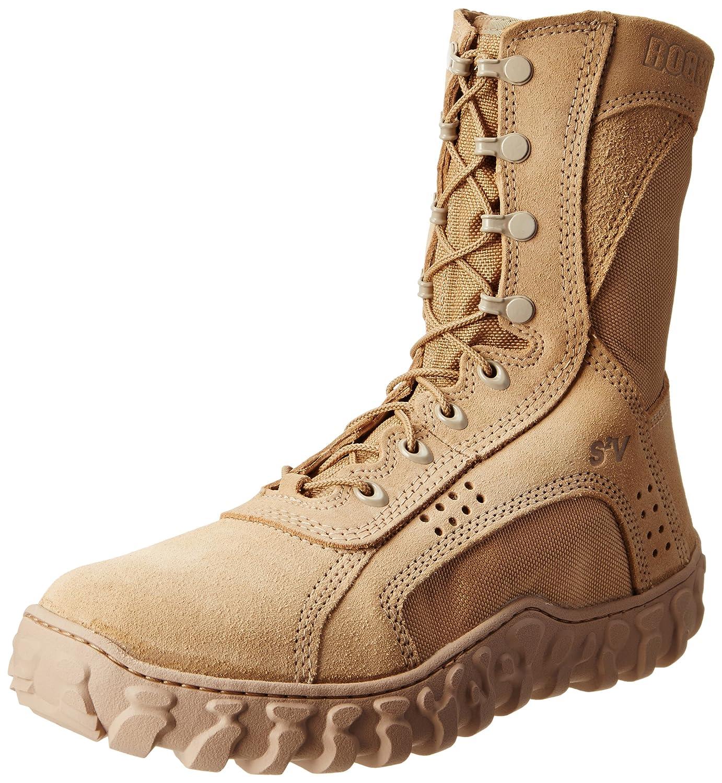 Amazon.com | Rocky Men's 8 Inch S2v 101 Work Boot | Industrial ...