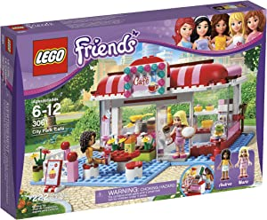 LEGO Friends City Park Cafe 3061 (Discontinued by manufacturer)