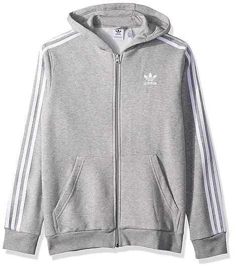 d881bdee50942 adidas Originals Youth Trefoil Hoodie