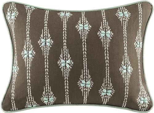 Harbor House Miramar Fashion Cotton Linen Throw Pillow