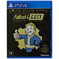 Fallout 4 Game of the Year - Ultimate Edition - PlayStation 4