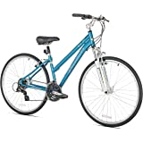 Giordano G7 Women's Hybrid Bike, One Size/17""