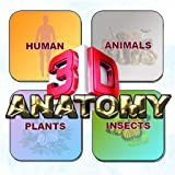 ANATOMY 3D Software - Human Anatomy Animal Plant Insect Physiology [Download]