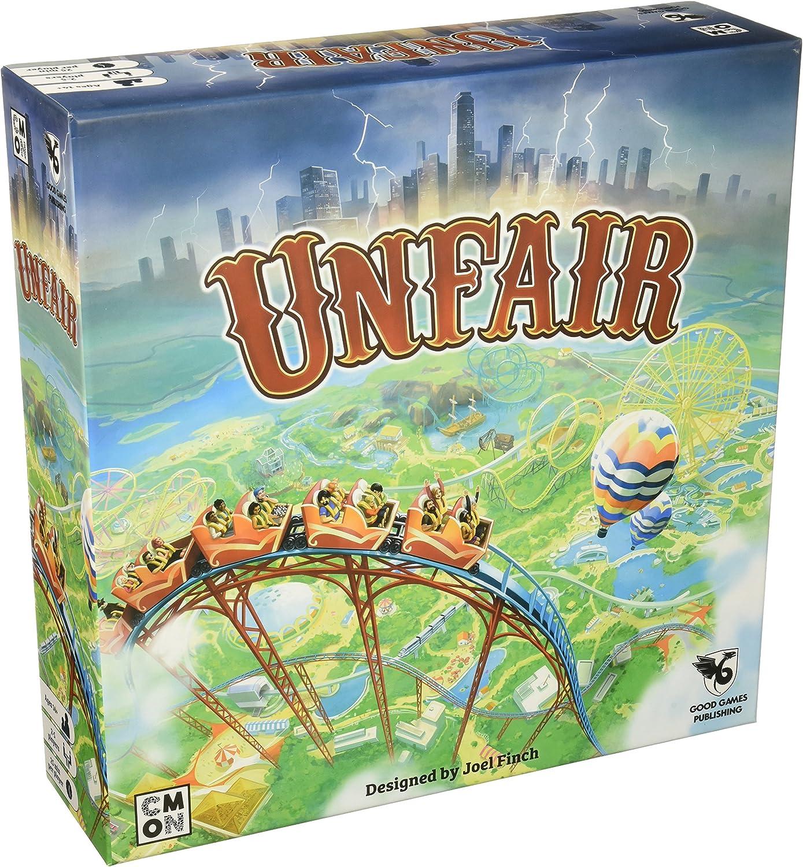 Good Games Publishing Unfair board game