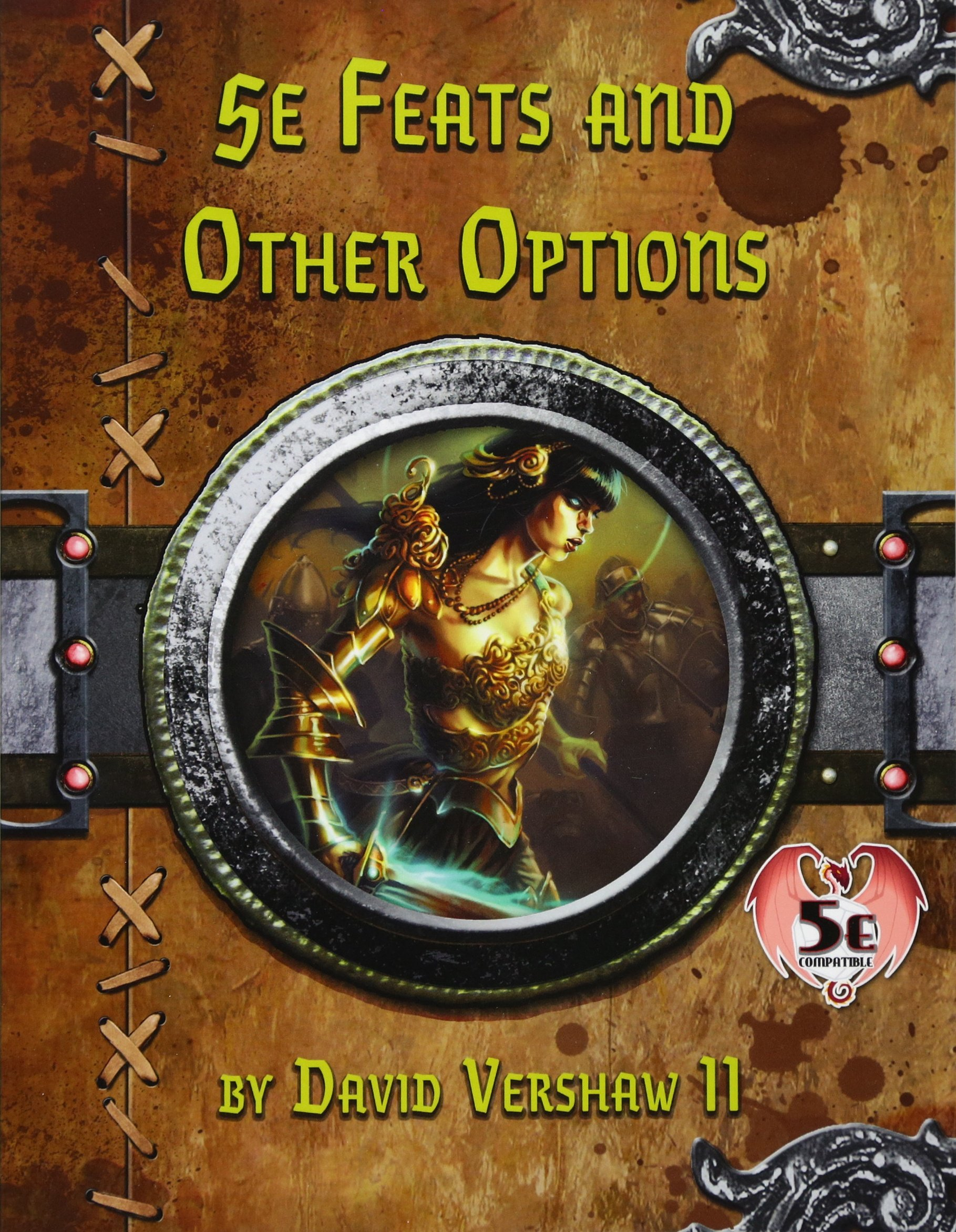 5e feats and other options dungeons and dragons 5e david vershaw 5e feats and other options dungeons and dragons 5e david vershaw ii travis legge 9781539356813 amazon books fandeluxe Gallery