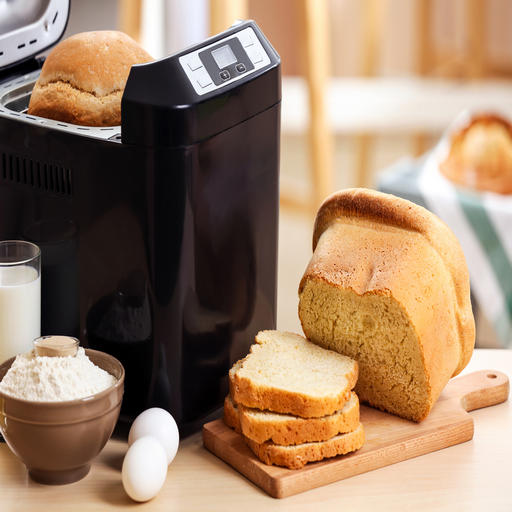 - Bread Machine Recipes