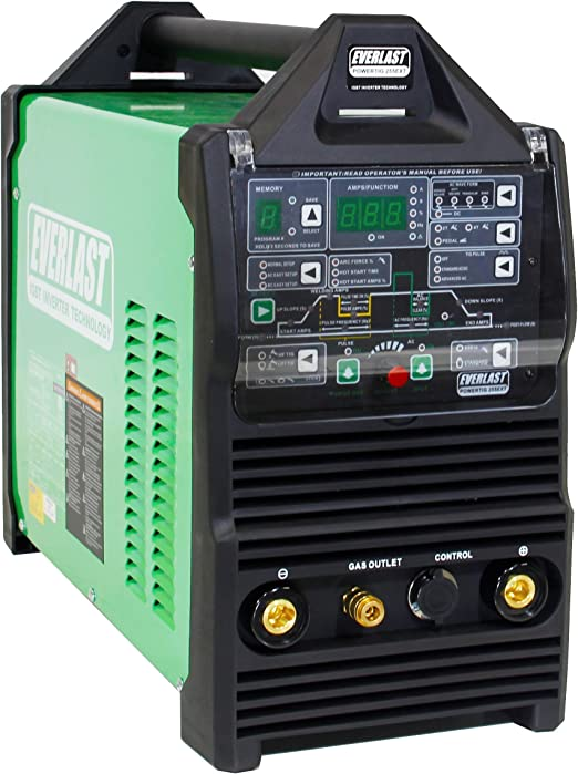 Everlast Welders PT255EXT-D featured image