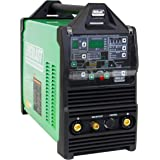 2017 Everlast PowerTIG 255 EXT Digital Ac Dc Tig Stick Pulse Welder Dual Voltage Inverter-based Ac Dc