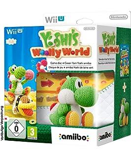 Poochy Yoshis Woolly World Amiibo Woll Schnuffel 3ds