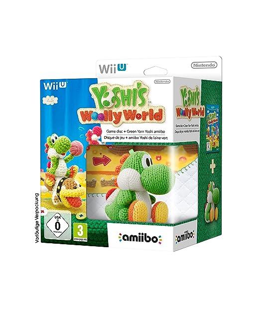 3 opinioni per Nintendo Yoshi's Woolly World inkl. Amiibo
