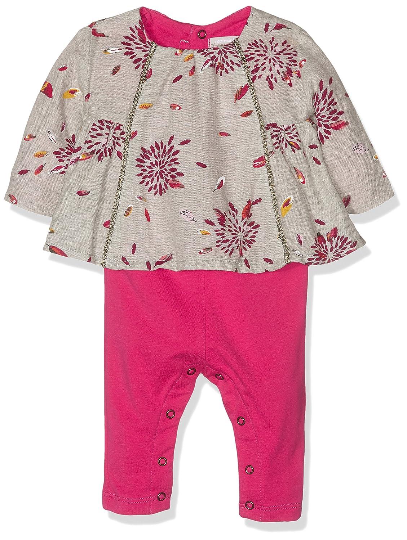 Catimini Baby-Mädchen Unterkleid Ci32111