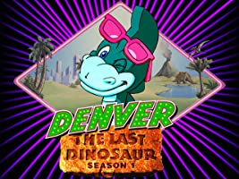 Denver, The Last Dinosaur Season 1
