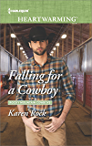 Falling for a Cowboy (Rocky Mountain Cowboys)
