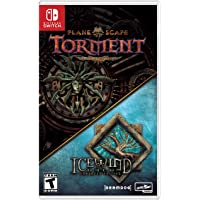 Deals on Planescape Torment & Icewind Dale: Enhanced Editions Nintendo Switch