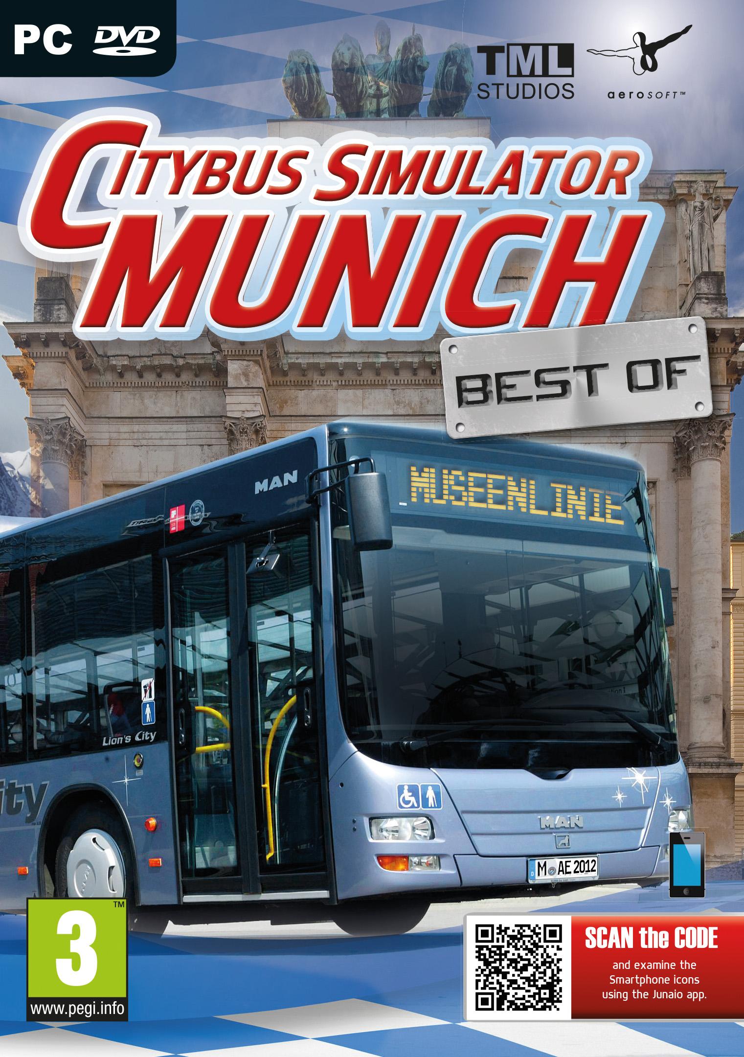 City Bus Simulator Munich [Download]