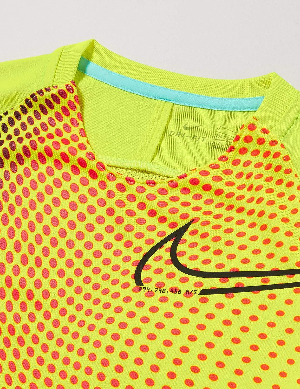Ni/ños Desconocido Cr7 B Nk Dry Top SS Camiseta de Manga Corta