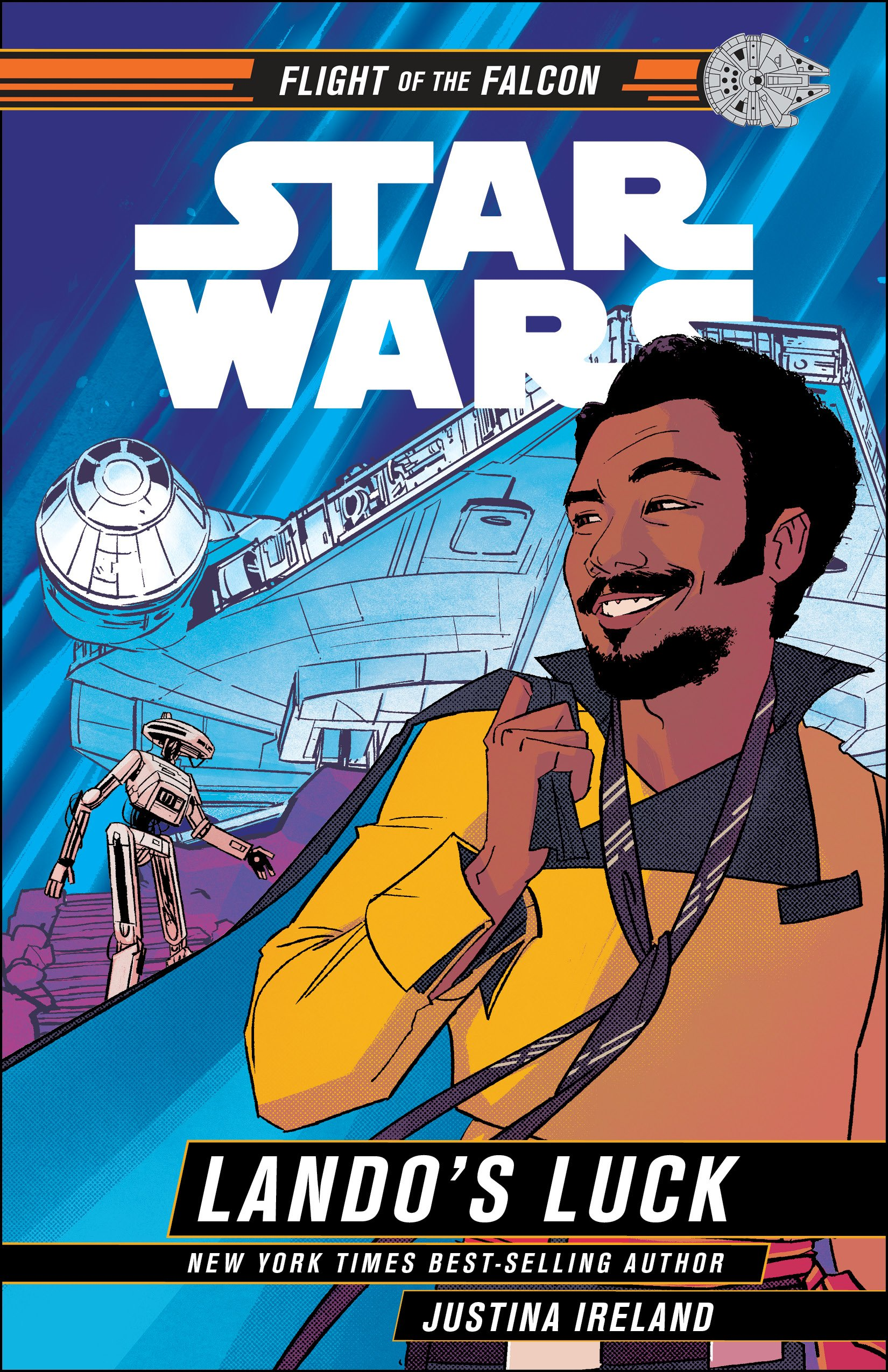Download Star Wars: Lando's Luck (Star Wars: Flight of the Falcon) PDF