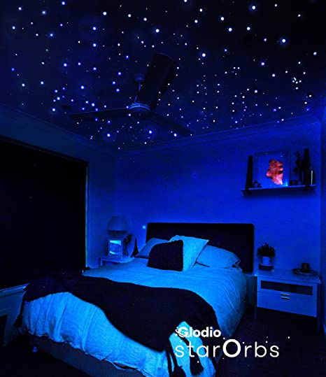 Merveilleux Glow In The Dark Ceiling Stars   So Realistic | 300x Brightest Glowing Stars  For Ceiling