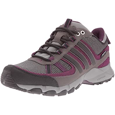 27a64d435 adidas Terrex Swift Evo CP W Wide Hiking Shoes – Grey Black Purple grey