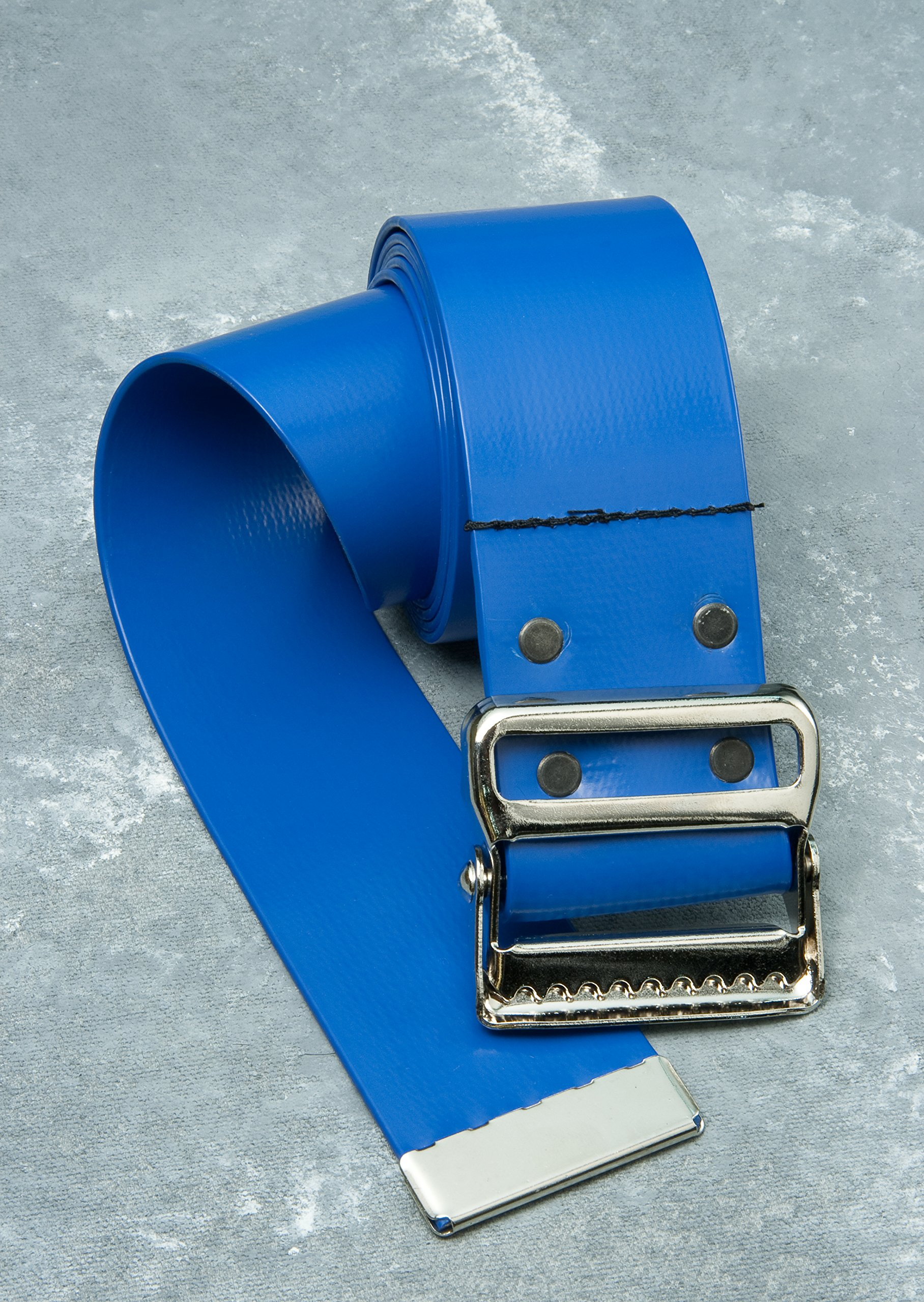 Gaitbelt.com VINYL GAIT BELT (60'', VINYL-BLUE) by Gaitbeltcom