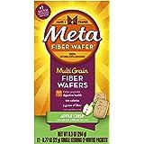 Meta Multi-grain Fiber Wafers Apple Crisp 12 Count (pack of 3)