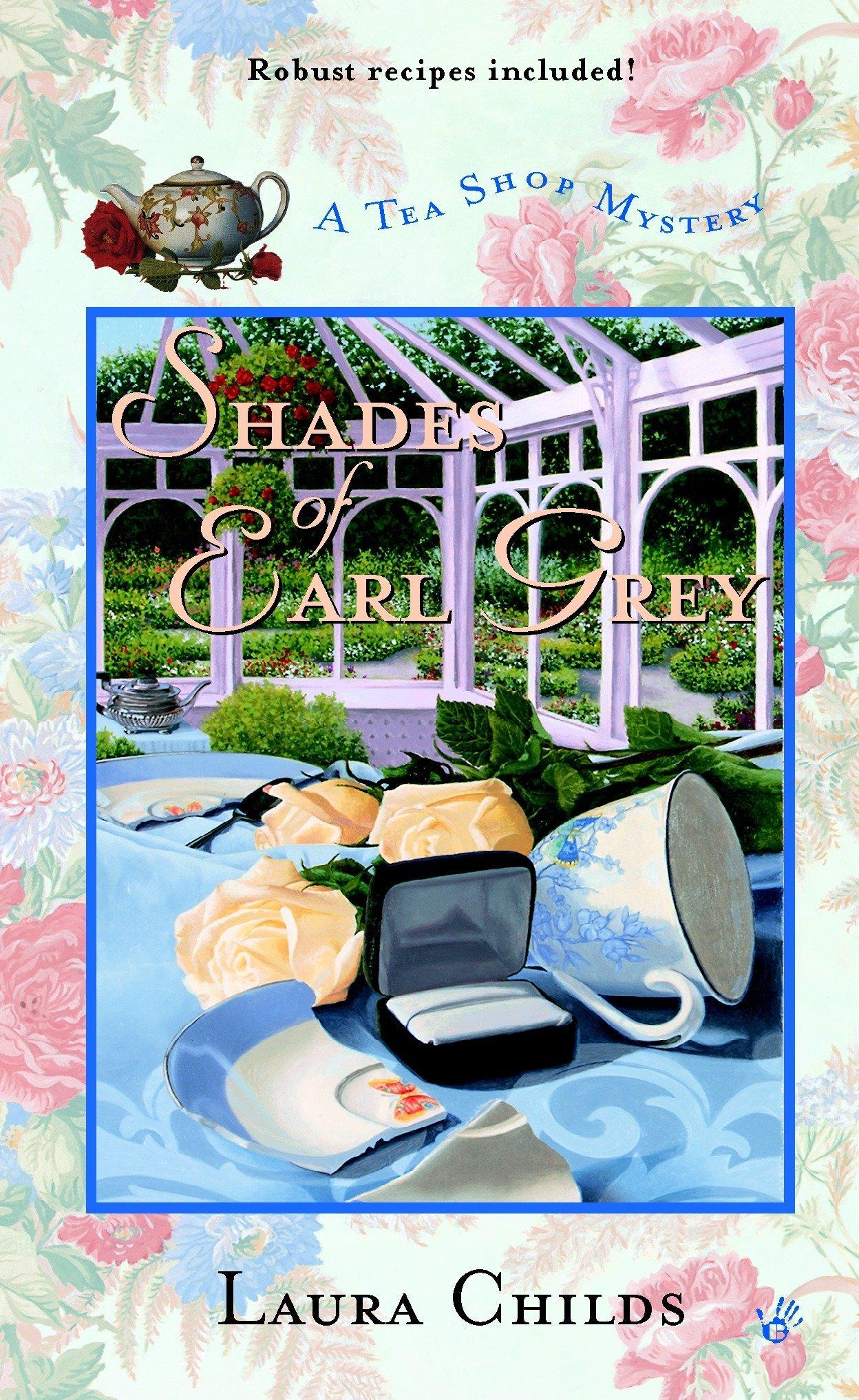 Shades of Earl Grey (A Tea Shop Mystery) PDF