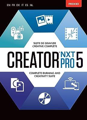 Roxio Creator NXT Pro 5 [Download]