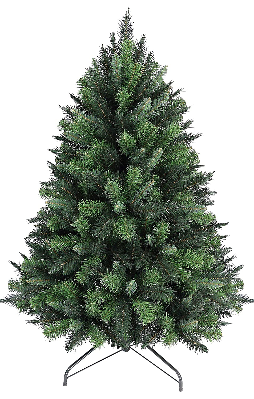 4ft Eco-Friendly Oncor Mixed Alberta Fir Christmas Tree