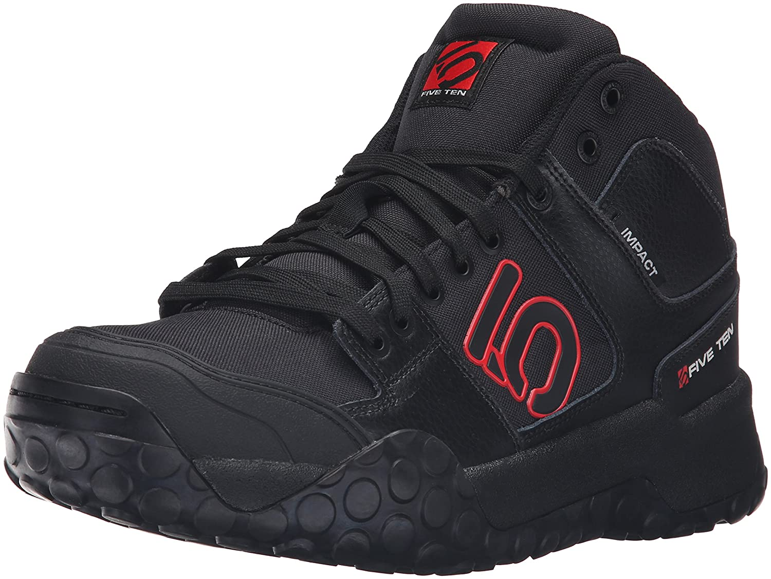 Five Ten MTB-Schuhe Impact High Schwarz Gr. 41.5