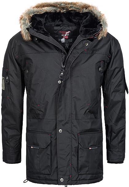Giacca invernale | giacca invernale | Parka invernale per uomo modello  achem di Geographical Norway - Elegante Cappotto Corto da Donna in stile  Parka con ...