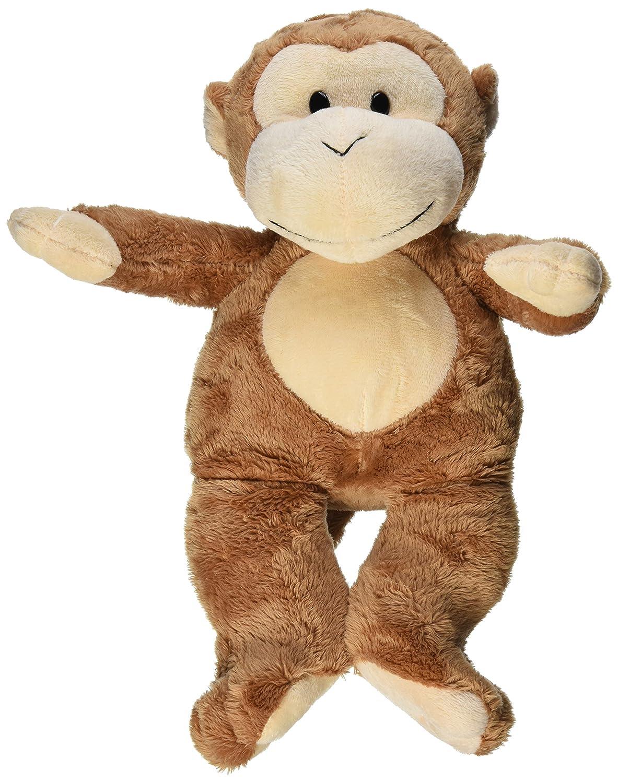 Amazon Com My Baby S Heartbeat Bear Monkey Stuffed Animal W A 20