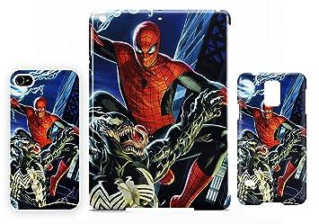 amazon spiderman vs venom iphone 6 plus 6s plus 新しい光沢のある