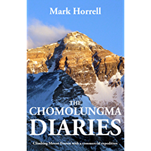 The Chomolungma Diaries: Climbing Mount Everest with a commercial expedition (Footsteps on the Mountain Diaries)