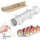 Sushi Bazooka Roller Kit Sushi Making kit Prepare Perfectly Shaped Sushi at home
