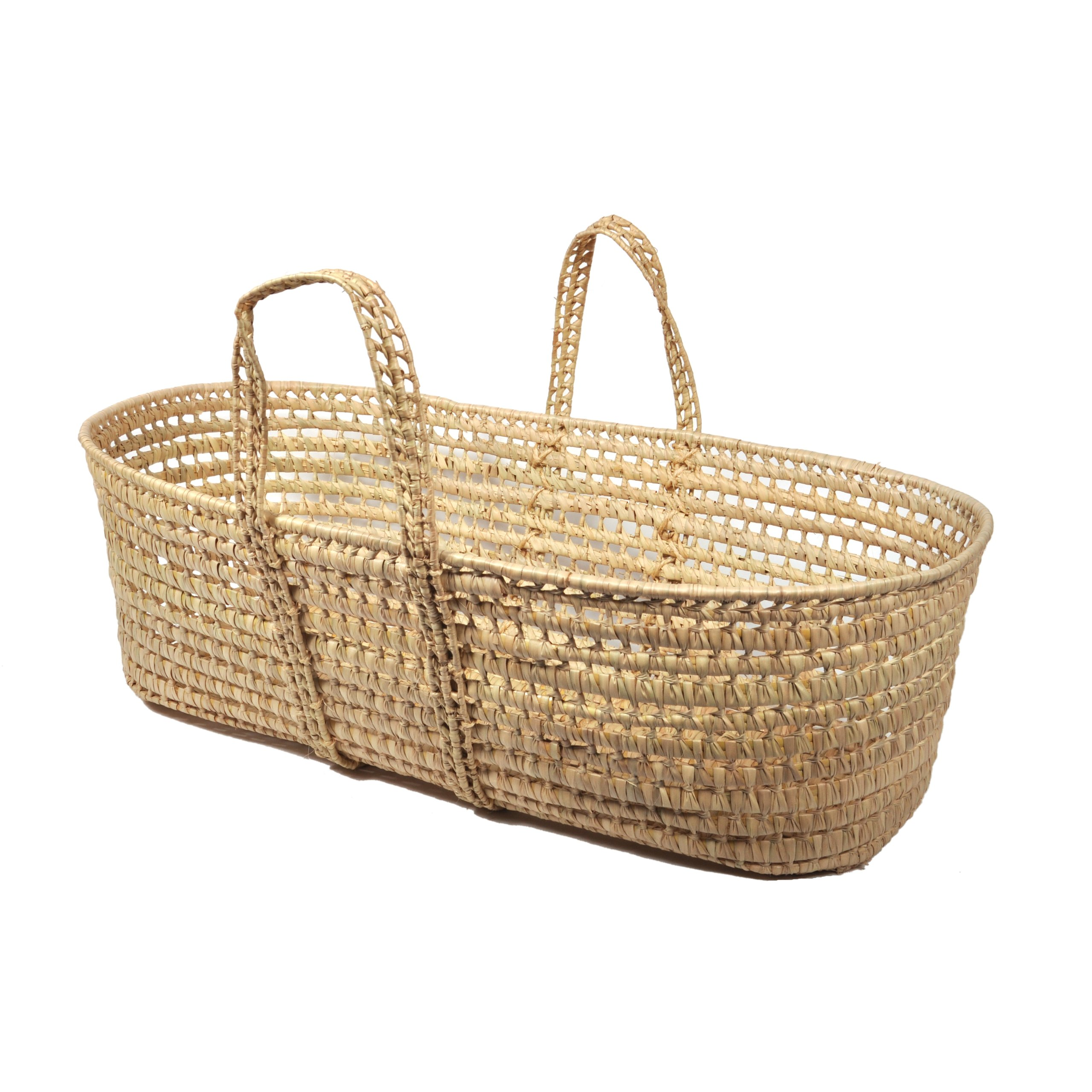 All Natural Organic Moses Basket by Tadpoles