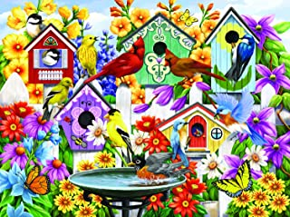 product image for Garden Neighbors 1000 Piece Jigsaw Puzzle by SunsOut