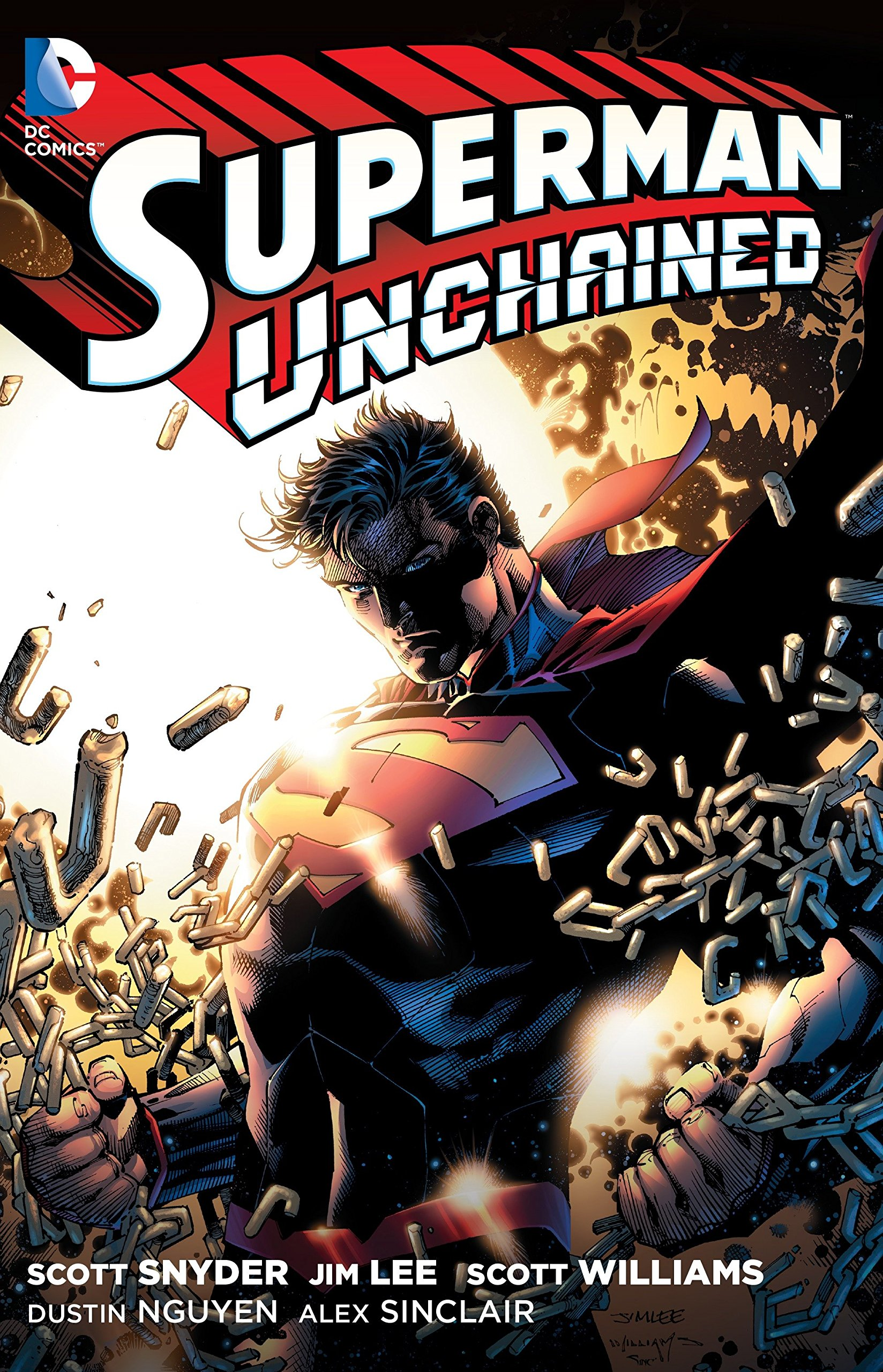 Superman Unchained (The New 52) by DC Comics