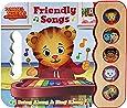 Daniel Tiger's Friendly Songs: Daniel Tiger's Neighborhood (Early Bird Sound Books 5 Button)