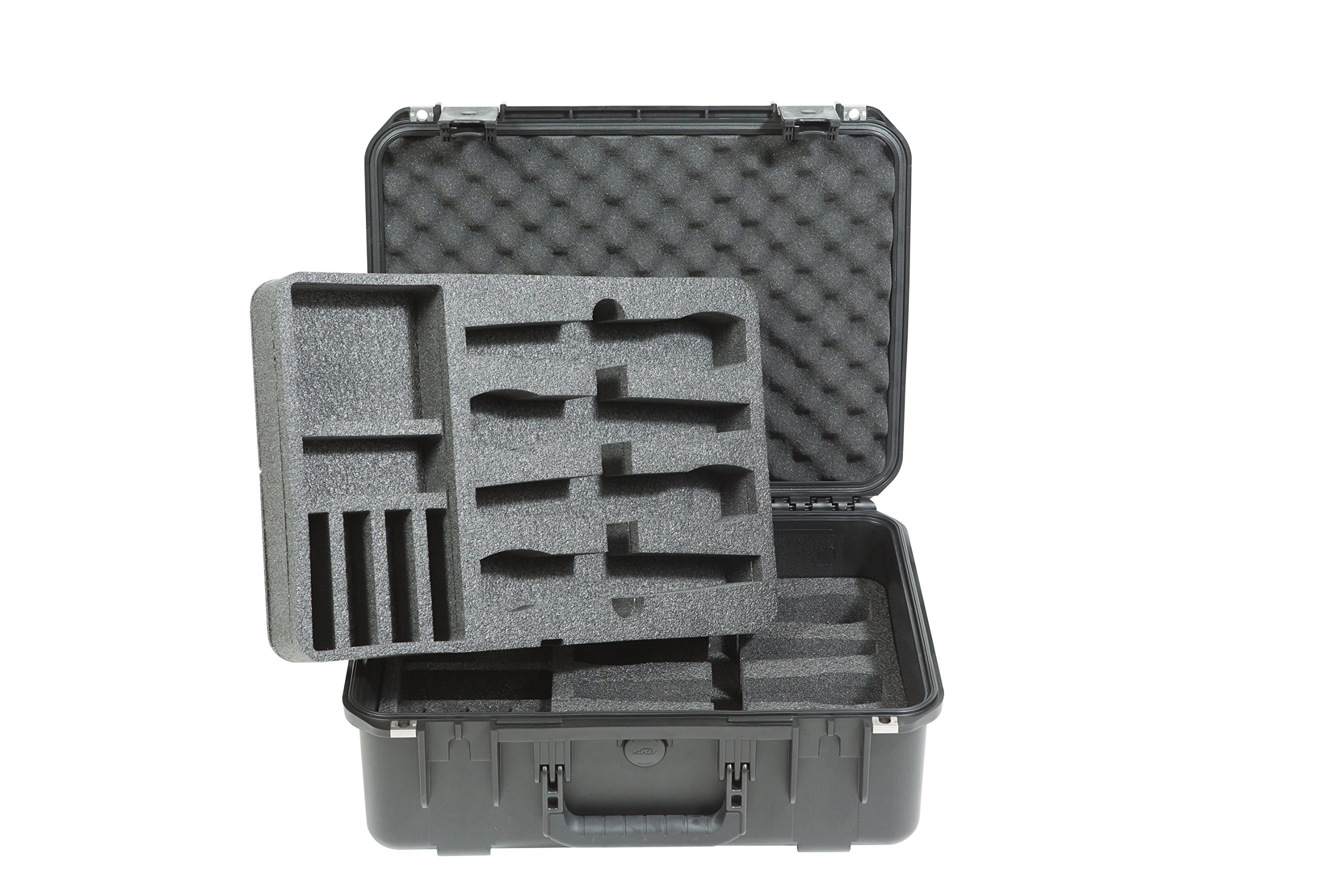 SKB 3i-1813-7WMC Stage & Studio Equipment Case for Wireless Mic Systems