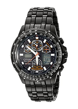 7524fb8c405a7 Citizen - JY0005-50E - Montre Homme - Quartz - Digitale - Bracelet Acier  inoxydable